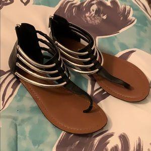 Jessica Simpson Gladiator Sandals size 7